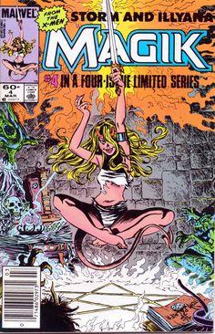 magik x-men new mutants - Google Search