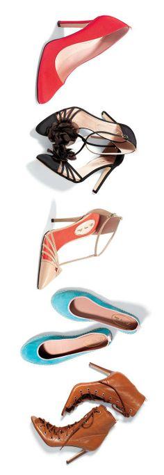 Sarah Jessica Parker Shoe Collection 2014 | LBV ♥✤ | KeepSmiling | BeStayElegant