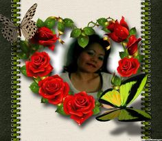 Awesome Pic Created by PhotoMontager.com Marie Ann, Moonlight, Floral Wreath, Wreaths, Candles, Christmas Ornaments, Holiday Decor, Awesome, Photography