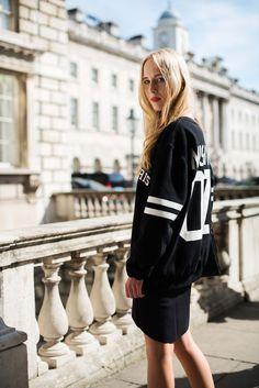 Wenn einer Mode im Blut hat, dann die britische Hauptstadt London! The Locals haben für uns wieder den schönsten Streetstyle eingefangen.