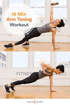 15-Minute Arm Workout for Summer