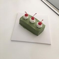 green aesthetic soft pastel green matcha green tea green clothes korean japanese light green aesthetic aesthetics minimalistic ethereal r o s i e Cafe Food, Matcha Green Tea, Matcha Milk, Greens Recipe, Aesthetic Food, Aesthetic Green, Cute Cakes, Mellow Yellow, Something Sweet