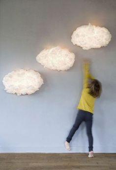 The stylish wandlampe kinderzimmer regarding invigorate Bedroom Lamps, Kids Bedroom, Wall Lamps, Kids Rooms, Desk Lamp, Childrens Lamps, Cloud Lamp, Cloud Lantern, Interactive Walls