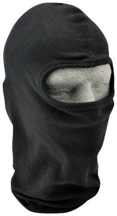 ZANheadgear Cotton Balaclava (Black) by Zanheadgear. $10.05. This 100 per cent cotton, low profile balaclava is non-bulky and easy to store. It fits snugly under helmets and is thick enough to withstand bugs, wind and other extreme weather conditions while protecting the head, ears and mouth. This balaclava is black in color and is made of cotton. One size fits most.. Save 23%!
