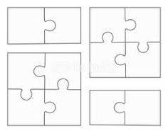 Prentresultaat vir puzzle pieces template   Grade 3 + 4 Art ...