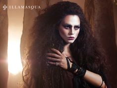 Illamasqua ~ The Sacred Hour: Autumn '13 ~ THE SACRED HOUR IS THE TIME TO RELEASE YOUR INNER WARRIOR. Embrace new beginnings at daybreak and re-stoke the fire in your heart as the sun sets.