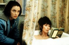 Winona Ryder and Cher in Mermaids.