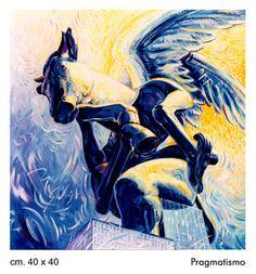 Armando Gaviglia 'Pragmatism' Painting Acrylic, 2011 - Free Artist Portfolio at absolutearts.com