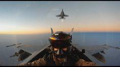 #USnavy F/A-18 #Hornets and #SuperHornets aboard the #USSenterprise (CVN 65) aicraft carrier