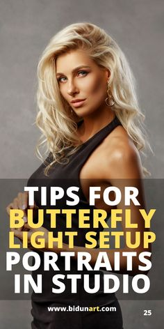Butterfly lighting setup for portrait photography. How to use light for setting up a butterfly light setup in women pictures. Golden hour natural light photography, creative light photography, natural light photography outdoors, natural light photography kids, fashion natural light photography, photography lighting, outdoor women fashion photography, outdoor women portrait photography, outdoor photography poses lighting, butterfly lighting pattern, studio lighting, studio portraits, best light Portrait Photography Tips, Photography Kids, Natural Light Photography, Photography Lighting, Glamour Photography, Portrait Ideas, Portrait Inspiration, Outdoor Photography, Fashion Photography