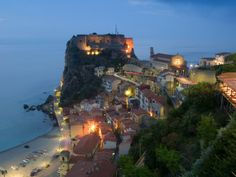 This is where my family is originally from and a place I would love to visit one day. Calabria, Italy