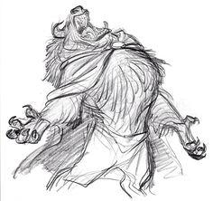 Beast by Glen Keane