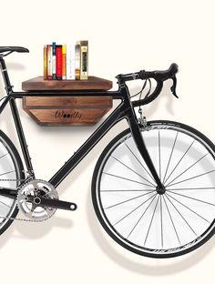 @Christina Childress Childress Childress & Crawford  #bike #wood