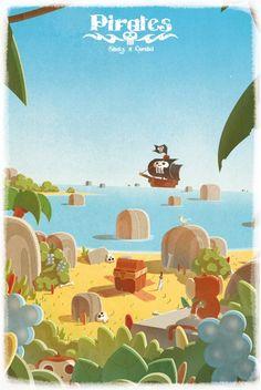 CFSL.net | Communauté Créative | Gorobei Illustration Mignonne, Art Et Illustration, Character Illustration, Cartoon Background, Animation Background, Art Environnemental, Ouvrages D'art, Game Concept Art, Art Graphique