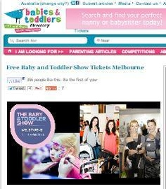 Win A Free Baby And Toddler Show Tickets Melbourne Toddler Shows, Win Tickets, Rock Concert, Free Baby Stuff, Melbourne, Have Fun