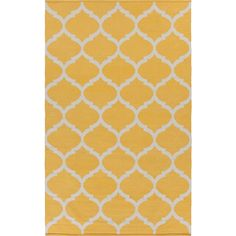 Artistic Weavers Hand-woven Madison Moroccan Trellis Cotton Area Rug (4' x 6') - Overstock Shopping - Great Deals on Artistic Weavers 3x5 - 4x6 Rugs