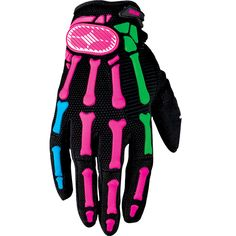 Gloves to match my motorcycle outfit