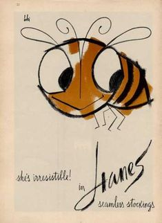 Hanes Vladimir Bobritsky Bobri Bee (1961)