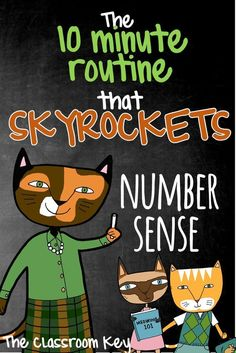 The 10 Minute Routine that SKYROCKETS Number Sense, you'll want to try number talks in your elementary math class right away! Math Classroom, Kindergarten Math, Teaching Math, Teaching Ideas, Number Sense Kindergarten, Teaching Tools, Classroom Ideas, Starting Kindergarten, Teaching Secondary