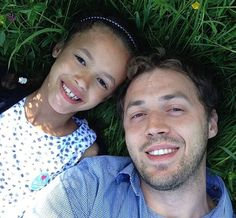 Dad & daughter duo's inspiring acts of kindness