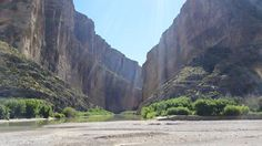 Deep in the far west of Big Bend sits one of the most beautiful canyons in the world - Santa Elena. This picture doesn't even begin to do it justice.
