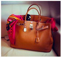 bagilicious! on Pinterest | Hermes Birkin, Brown Leather Handbags ...