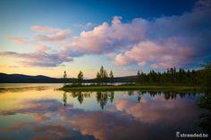 Lapland Endless Daylight by Joonas Gebhard, via 500px