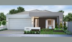 The Odyssey by Aussie Living Homes, Find all of Perth Display Homes, Villages, Builders on one easy site. Search Builders, Displays & Floor plans by images or on maps along with their House & Land Packages. Modern House Facades, Modern House Design, Dark Color Palette, First Home Buyer, Home Exterior Makeover, Perth Western Australia, Timber Cladding, Contemporary House Plans, Storey Homes