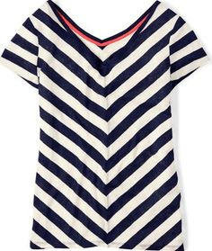 Boden Mariella Tee Navy Boden, Navy 34693275 A great linen Summer tee with a V-neck at the front and back. In flattering chevron stripes or block colours. http://www.comparestoreprices.co.uk/january-2017-9/boden-mariella-tee-navy-boden-navy-34693275.asp