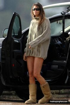 models-show-off-ugg-boots1  The Shopping Fans