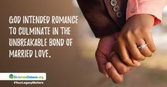 The Mystery of Romance - Dr. James Dobson