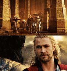 """I didn't do it for him."" I love Loki. I just want him to redeem himself."