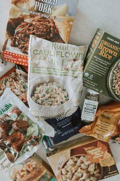 Trader Joe's Meal Plan Ideas & Printable Shopping List