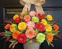 spring wreaths for front door wreaths 30'' summer