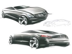 Mercedes Benz Maybach, Gt Cars, Concept Cars, Motor, Sketches, Tech, Vehicles, Drawings, First Grade