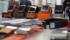 CNET: Samsung, Motorola and LG will launch Android Wear watches next week
