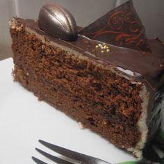Sacher torta marcipánosan Recept képpel - Mindmegette.hu - Receptek