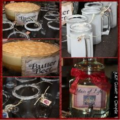 Great ideas for a Harry Potter party - with recipes