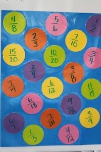 Classroom DIY: DIY Fly Swatter Game -Good use for the poster board I just bought! Laminate, then write so it can be changed for different games. Math For Kids, Fun Math, Math Games, Math Activities, Diy Games, Teaching Math, Teaching Ideas, Math Literacy, Homeschool Math