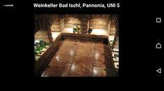 Weinkeller mit pflegeleicht Antikmarmor Ungarisch rot Von www.natursteine.at