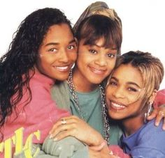 Tlc Girl Group Members