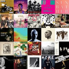 and listen...NPR Music's favorite 25 albums of the year (so far)