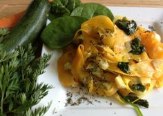 fitshaker_blog_zeleninove_spagety1 Tzatziki, Pesto, Cantaloupe, Zucchini, Snacks, Meals, Fruit, Vegetables, Recipes