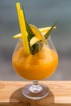 Borocay Spicy Mango is a delicious mix of Tai chili infused Bacardi black rum, lemon juice, mango purée & mango syrup Buddha, After Dinner Drinks, Mango Puree, Mango Syrup, Bacardi, Executive Chef, Signature Cocktail, Rum, Chili