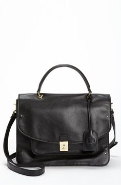 Tory Burch 'Priscilla' Crossbody Bag. Would die if I got this for Christmas :)