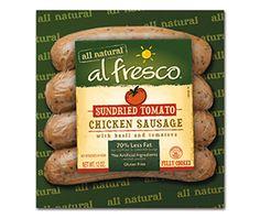 ... chicken sausage sundried tomato # sautebetter more sausage sautebetter