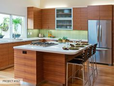 Santa Cruz Kitchen Remodeling Gallery - Talmadge Construction