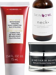 5 New Products That Beautify Your Neck | Byrdie