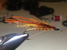 Salmon flie