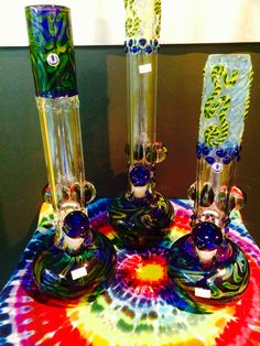 Beautiful colored water pipes at a great price !